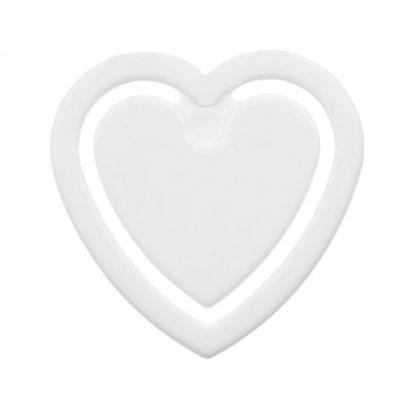 EXPRESSDRUCK Zettelklammer Herzform - HE0001600