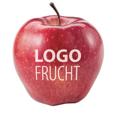 Werbegeschenk LogoFrucht Apfel rot (WH0007200)