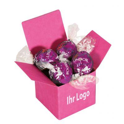 Werbegeschenk Color Lindor Box Pink Mandel (WH0002600)