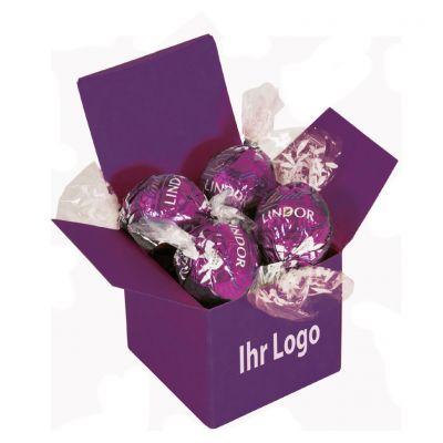 Werbegeschenk Color Lindor Box Lila Mandel (WH0002400)