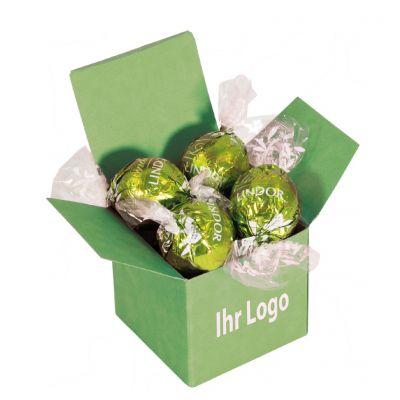 Werbegeschenk Color Lindor Box Hellgrün Pistazie (WH0002200)