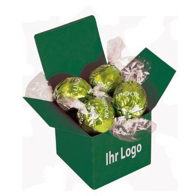 Werbegeschenk Color Lindor Box Dunkelgrün Pistazie (WH0001900)