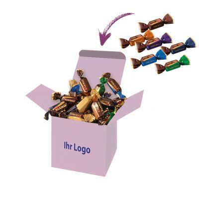 Werbegeschenk Color Merci Box Rosa (WH0003411)