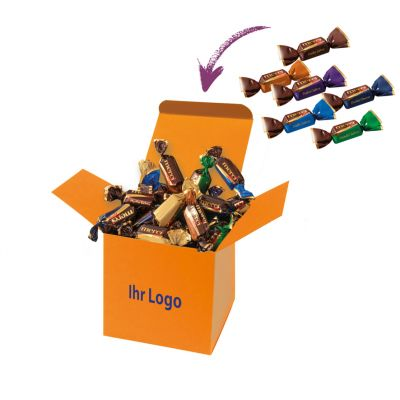 Werbegeschenk Color Merci Box Orange (WH0003409)
