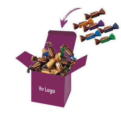 Werbegeschenk Color Merci Box Lila (WH0003408)