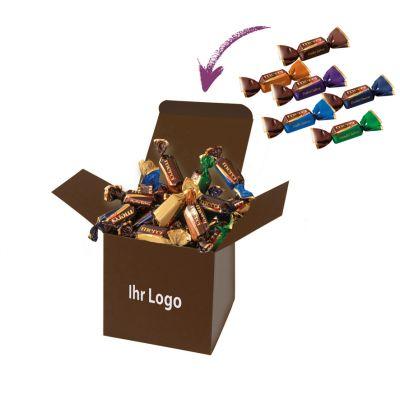 Werbegeschenk Color Merci Box Braun (WH0003401)