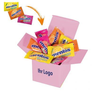 Werbegeschenk Color Mentos Box Rosa (WH0003311)