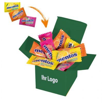 Werbegeschenk Color Mentos Box Dunkelgrün (WH0003303)
