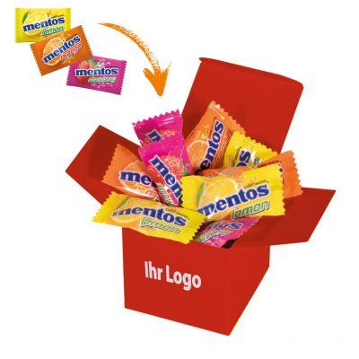 Werbegeschenk Color Mentos Box Rot (WH0003312)