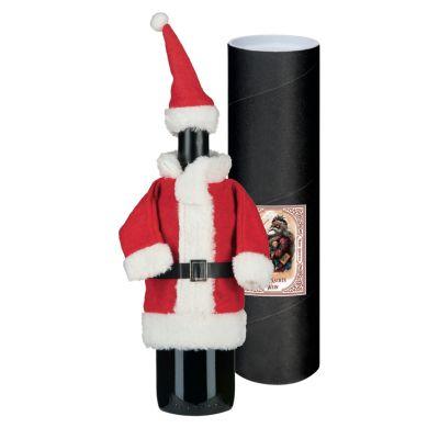 Werbegeschenk Wine Tube Weihnachtsmann (WH0015000)