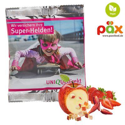 PÄX Knusper-Frucht-Mix Apfel / Ananas / Erdbeere