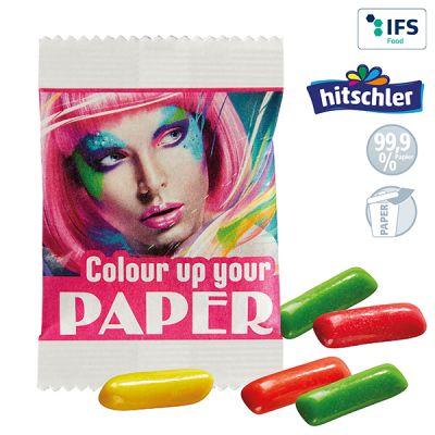 Mini HITSCHIES Kaubonbons Mix im Papiertütchen