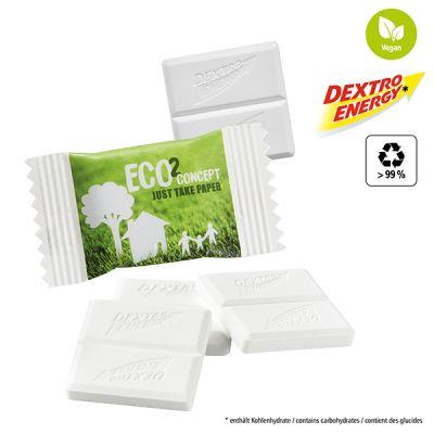 DEXTRO ENERGY im Papierflowpack