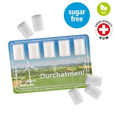 Smart Card mit Kaugummi KA0022700