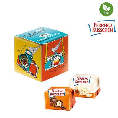 Mini Promo-Würfel m. Ferrero Küsschen KA0023900