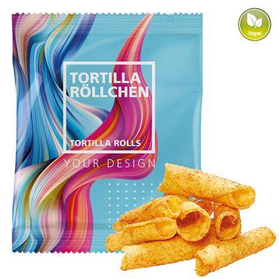 Tortilla Röllchen, 10g - kleine Menge