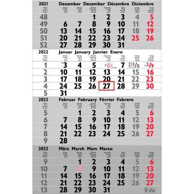 4-Monats-Planer Classic