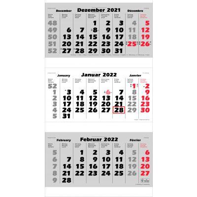 3-Monats-Planer Plus