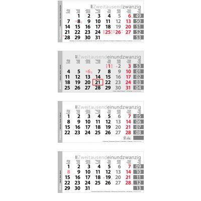 4-Monats-Planer Trend