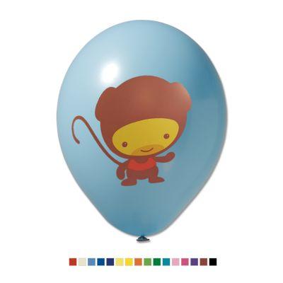 Luftballon Ø 35 cm - Preis per 1.000 Stück inkl. 4/0 High Quality Print W3006 bedrucken