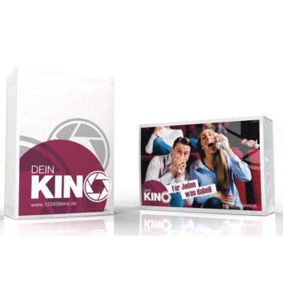 Papiertaschentücher MINI inkl. 2-seitigem Druck