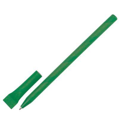 Kugelschreiber aus Papier grün