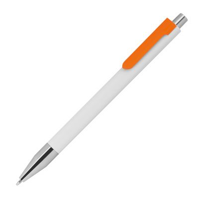 Kunststoffkugelschreiber orange