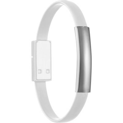 USB-Armband aus Silikon zur mobilen Datenübertragung AI0005800