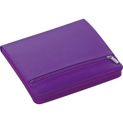 Tablet-Etui aus Nylon lila