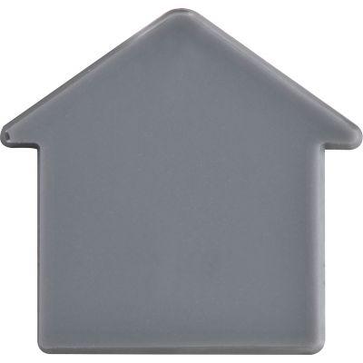 Click/Klebe Haus für Rechner Einleger grau
