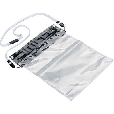 Wasserdichte Hülle für Tablets mit speziellen Verschluss schwarz