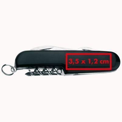 Edles 7-teiliges Taschenmesser