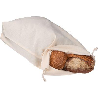 Oeko-Tex® STANDARD 100 zertifiziertes Baumwollsäckchen weiß