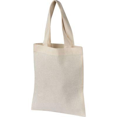 Oeko-Tex® STANDARD 100 zertifizierte Apothekertasche aus Baumwolle weiß
