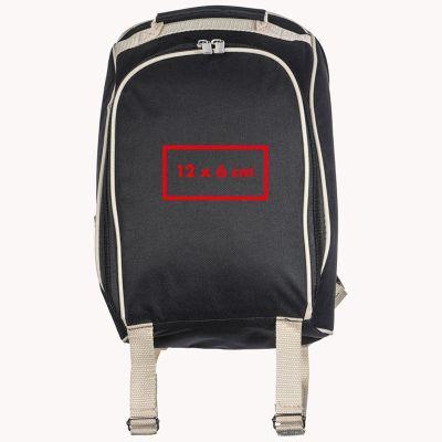 Picknickrucksack mit integrierter Kühltasche