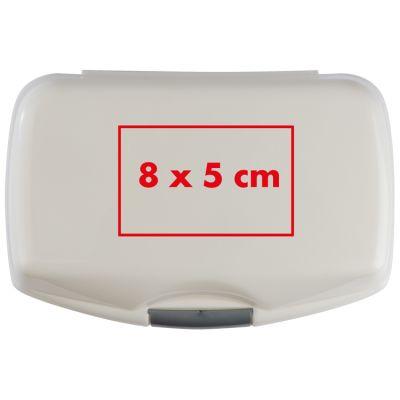 Lunchbox aus Kunststoff