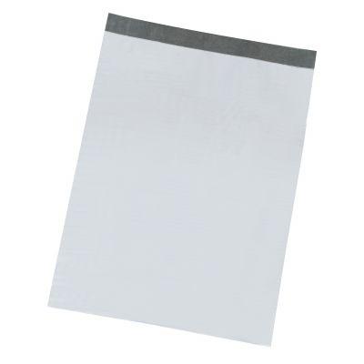 Schreibblock unliniert, 50 Blatt dunkelblau