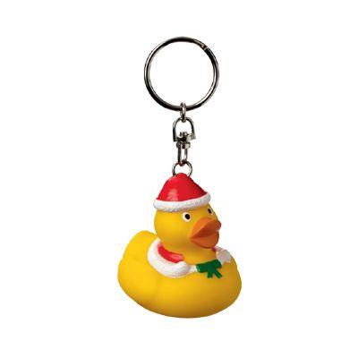 Schlüsselanhänger Ente Weihnachten MB0016500