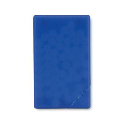 MINTCARD transparent blau MO0054703