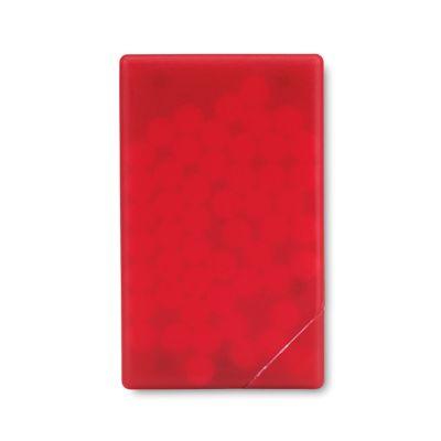 MINTCARD transparent rot MO0054704