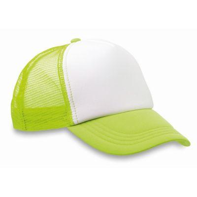 TRUCKER CAP neon grün MO0097107