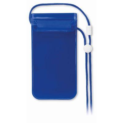 COLOURPOUCH transparent blau MO0020501