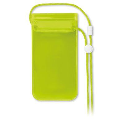 COLOURPOUCH transparent grün MO0020502