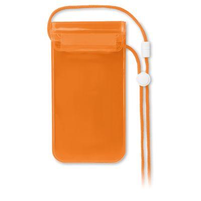 COLOURPOUCH transparent orange MO0020504