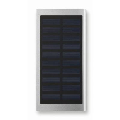 SOLAR POWERFLAT silber matt MO0082902