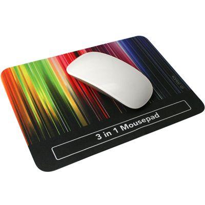 3 in 1 Mikrofaser Mousepad - OC0000300