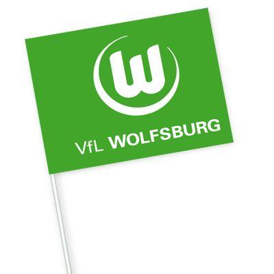 Papierfähnchen 21 x 31 cm inkl. 1c Druck - Preis per 1000 Stück W6005 bedrucken
