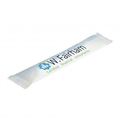 Zuckerstäbchen weiß incl. vollfarbigem Druck(PE0005100)