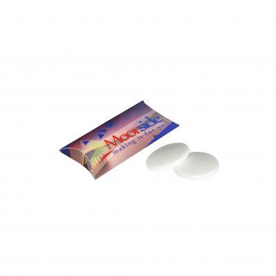 Kleine Box Imperialen weiß incl. vollfarbigem Druck(PE0006400)