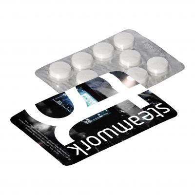 Compli'mints blister bedruckt silber incl. vollfarbigem Druck(PE0008000)